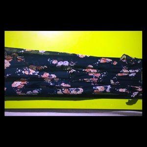 Dresses - Women's Multi-Colored Printed Romper